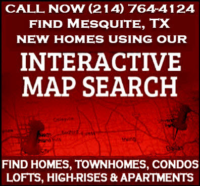 Mesquite, TX New Construction Homes For Sale - Builder Incentives