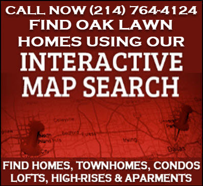 Oak Lawn Dallas, TX Homes For Sale