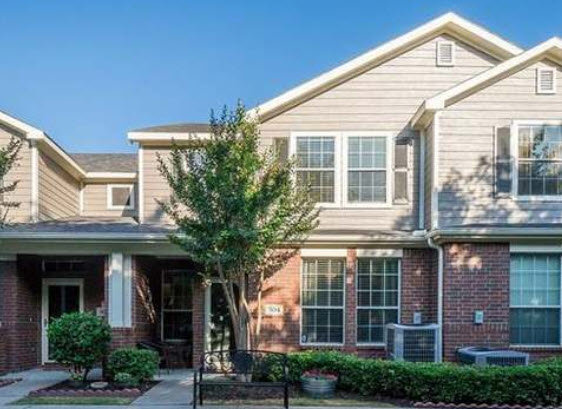 Residences of Jeans Creek McKinney, TX Townhomes For Sale