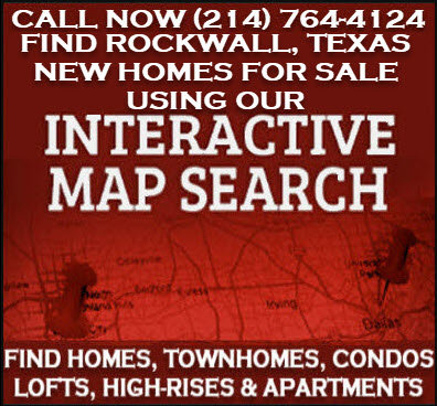 Rockwall, TX New Homes & Condos For Sale