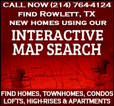 Rowlett, TX New Construction Homes For Sale - Builder Incentives
