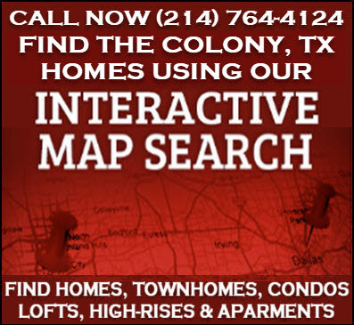 The Colony, TX Homes For Sale