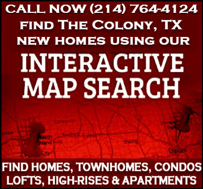 The Colony, TX New Construction Homes For Sale - Builder Incentives