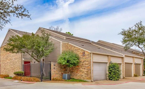 Two Worlds Keller Springs Village Townhomes For Sale in Carrollton, TX