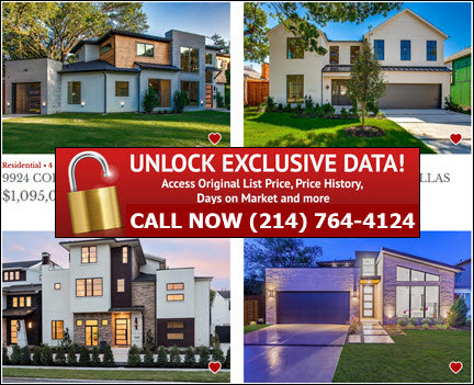 University Park Dallas, TX Real Estate & Homes For Sale