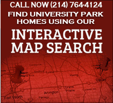 University Park Homes For Sale in Dallas Park Cities