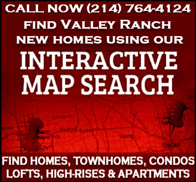 Valley Ranch Irving, TX New Construction Homes For Sale - Builder Incentives