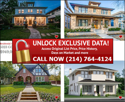 Vickery Place Dallas, TX Real Estate & Homes For Sale