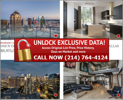 Victory Park Dallas, TX Real Estate, Homes & High-Rise Condos For Sale