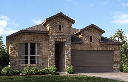 Villas At Parker New Construction Homes For Sale in Carrollton, TX