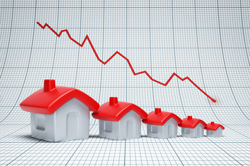 Home Sales Decline in North Texas