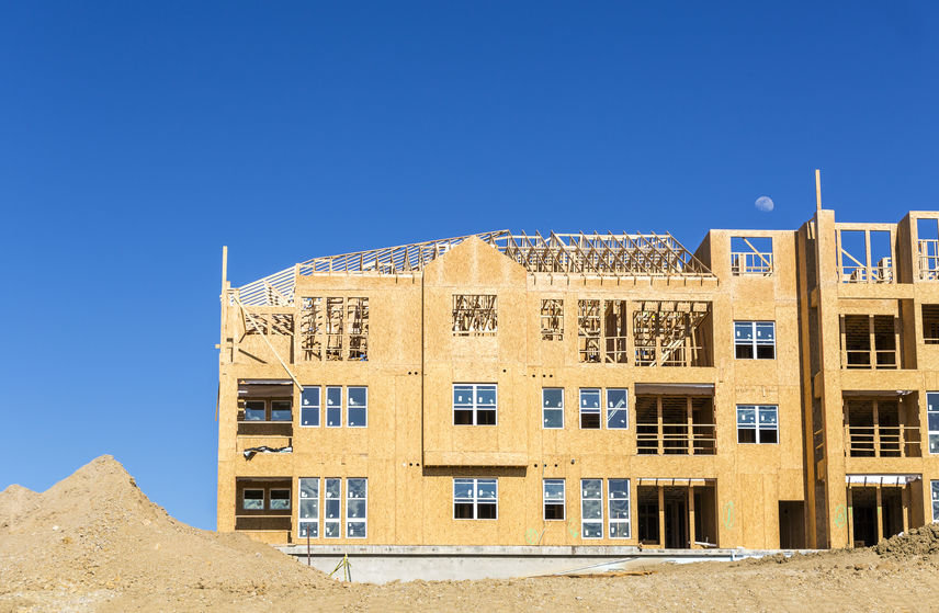 Apartment Construction in DFW