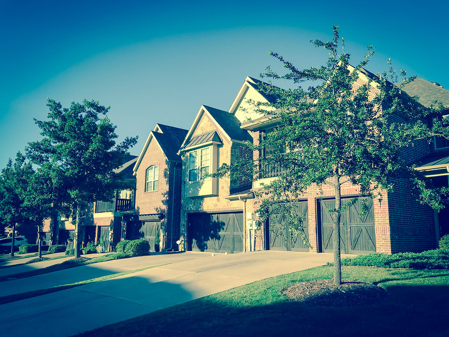 New Construction Townhomes DFW