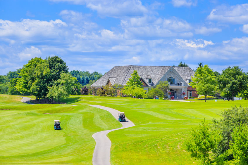 Golf Course Homes For Sale in DFW