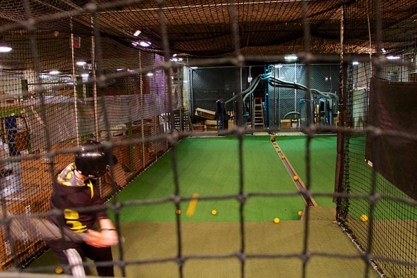 Batting Cage - Image Credit: https://www.flickr.com/photos/mike_miley/8595944321