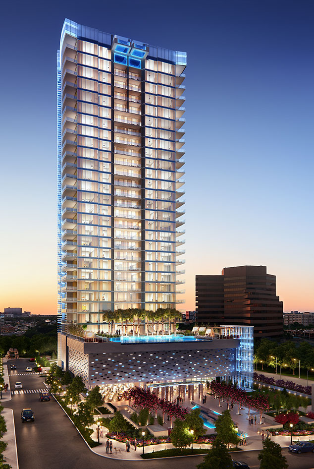 Blue Ciel Condos For Sale