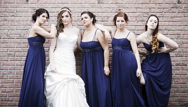 Bridesmaids - Image Credit: https://www.flickr.com/photos/tmarsee530/8747769348