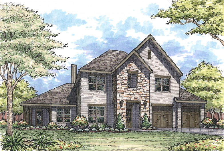 Bordeaux at Lake Highlands Homes For Sale
