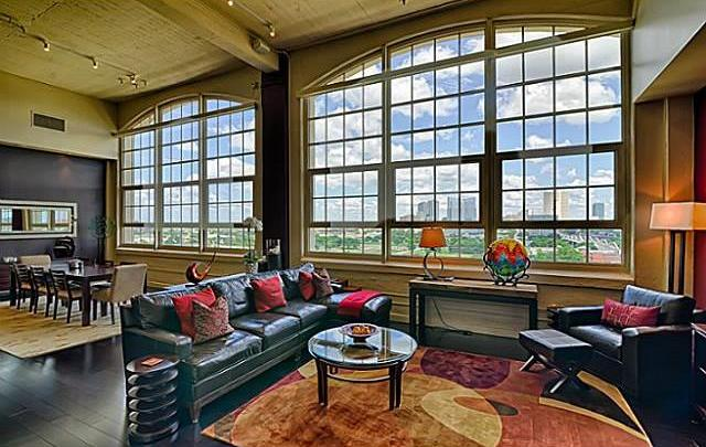 Work-Live Lofts Around DFW: Dallas-Fort Worth Lofts For Sale