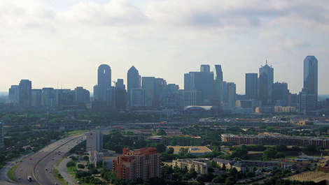 Downtown Dallas - Image Credit: https://www.flickr.com/photos/52949402@N03/5416965324