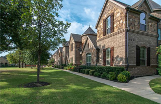 Townhomes in Heath, Texas