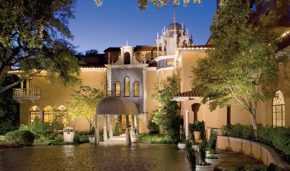 Luxury Rosewood Mansion Residences Condos in Dallas Turtle Creek