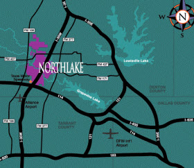 North Lake, TX Waterfront Homes & Lakehouses For Sale