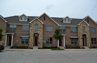 Richardson, Texas Townhomes