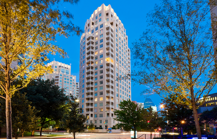 Ritz Carlton Residences in Dallas, TX