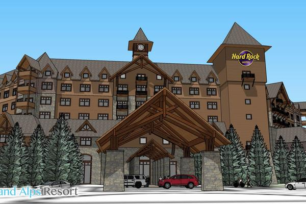 Indoor Ski Resort Coming to Grand Prairie, TX