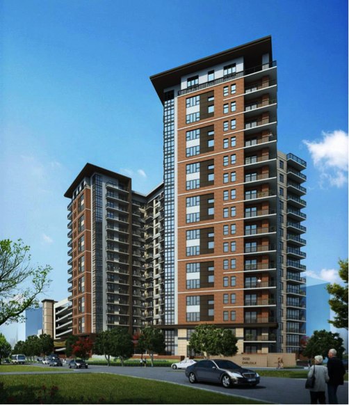 Introducing The Taylor Luxury Apartments in Uptown Dallas