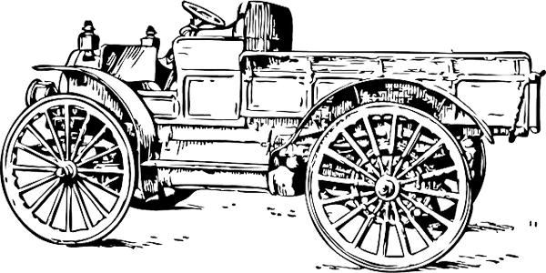 Old Vehicle - Image Credit: https://pixabay.com/en/users/OpenClips-30363/