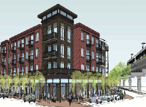 Union at Carrollton Square apartments offer urban living in Downtown Carrollton at 1111 S. Main St.