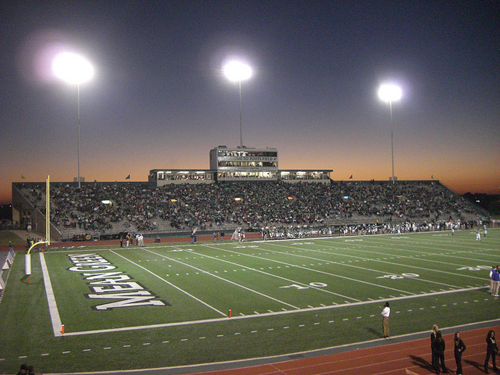 University of North Texas Fouts Field
